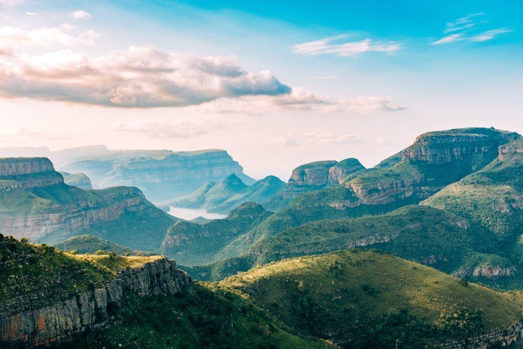 Blyde Canyon River Afrique du Sud