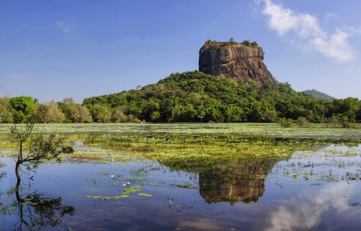 Voyage organisé Sri Lanka, Rock lake