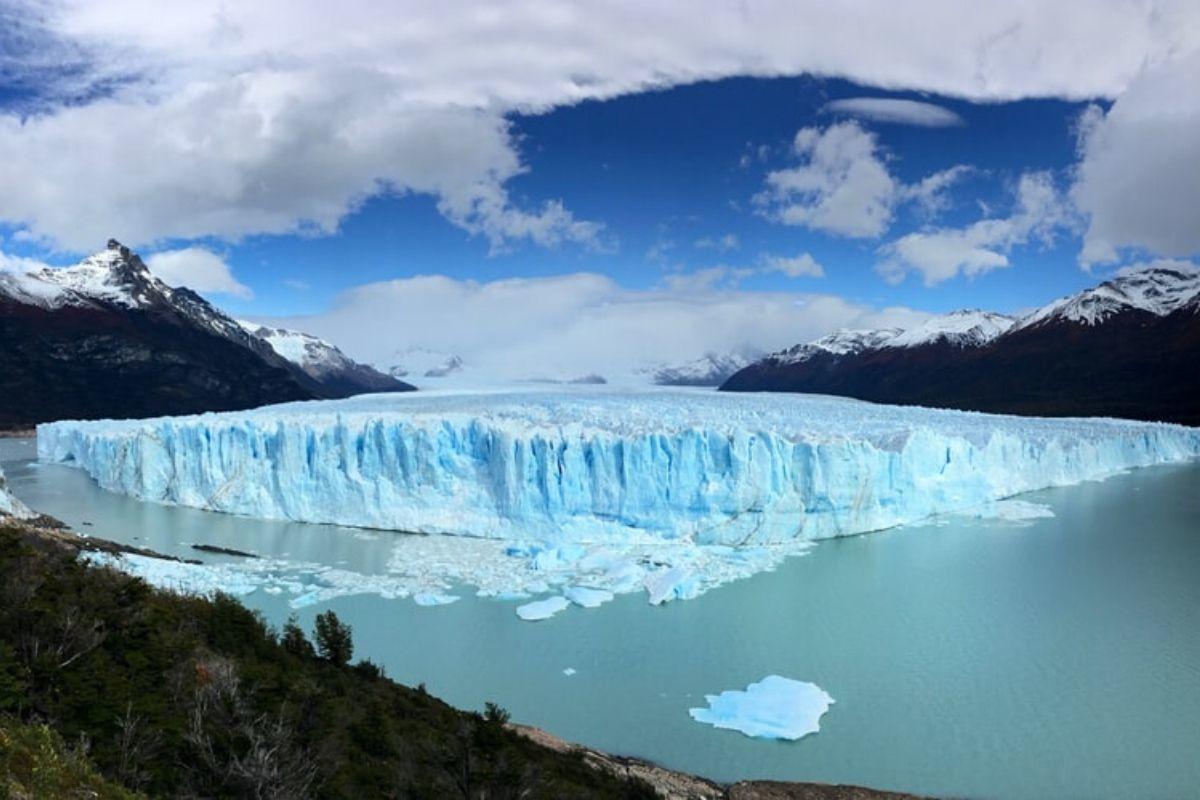 Perito Moreno, Route 40 Argentine