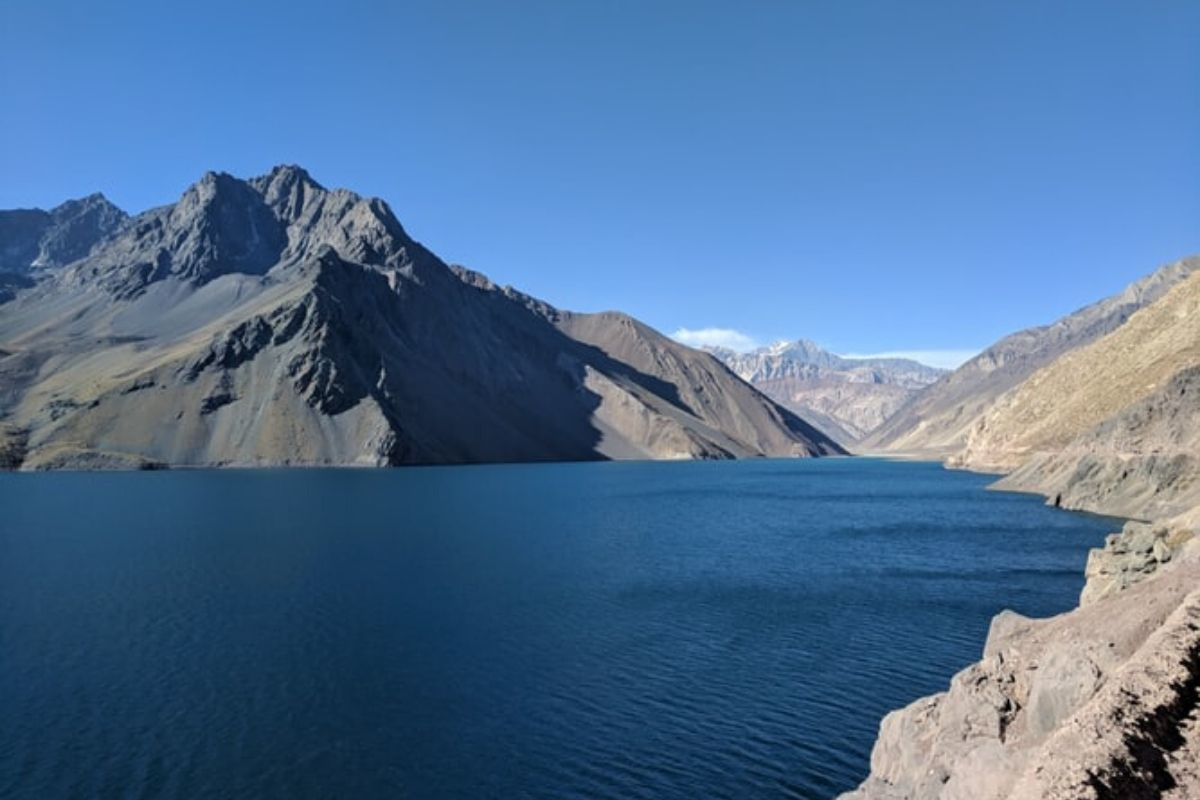 Volcan Maipo, Route 40 Argentine